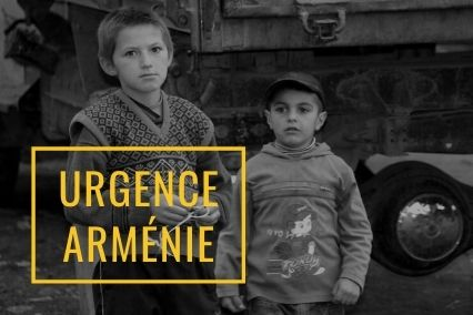The children of Karabagh are cold !
